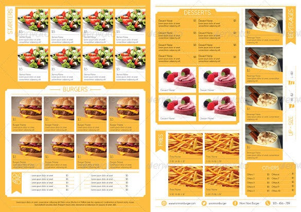 restaurant menu template 53 free psd ai vector eps illustrator format download free. Black Bedroom Furniture Sets. Home Design Ideas