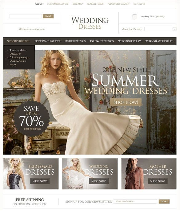 pretty wedding dresses agento theme