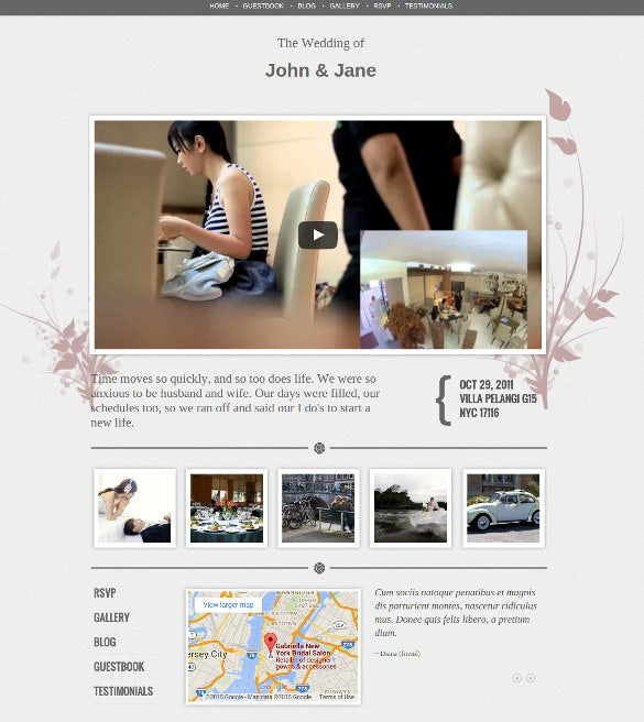 A Guestbook Template Is Featured By This Responsive Theme In Addition To The Fully Controllable Sliderulti Category Page Layouts