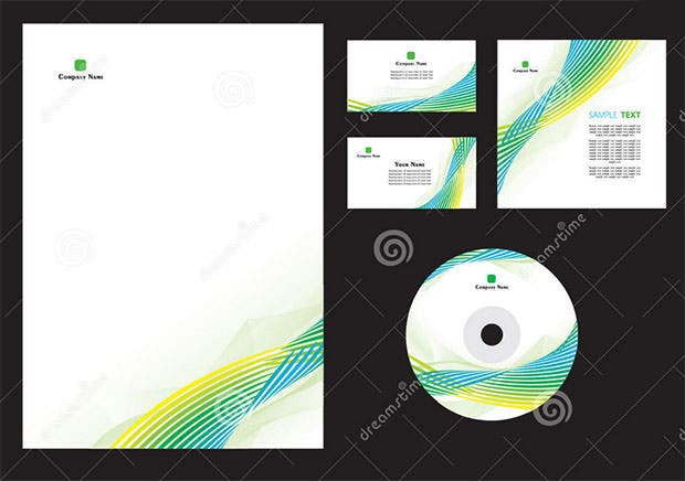 10  cd cover templates