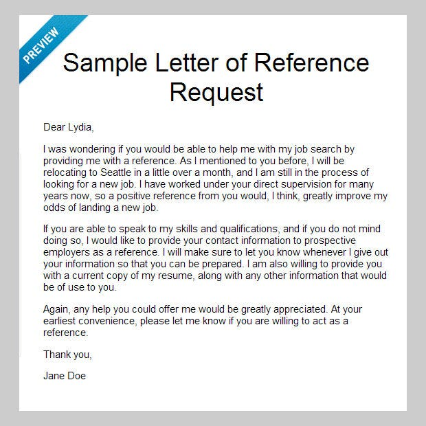 Go Back > Gallery For > Personal References Template