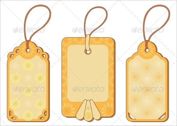 Hang Tag Designs  Free Printable Psd Eps Word Pdf Format