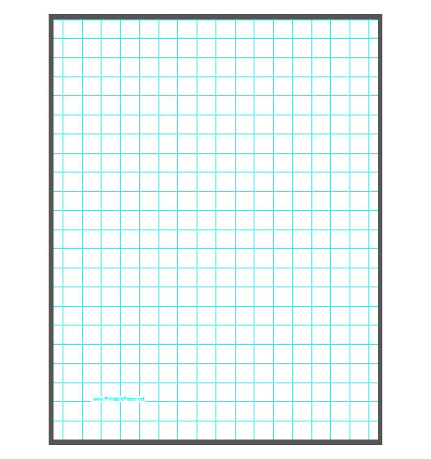 5 Best Premium Graph Paper Free Templates – Graph Paper Template