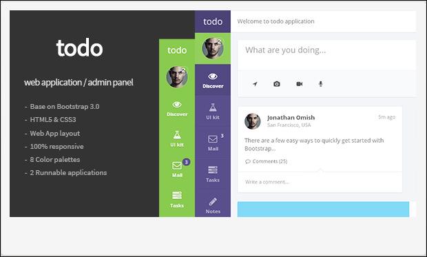 90+ Admin Panel Themes & Templates | Free & Premium Templates