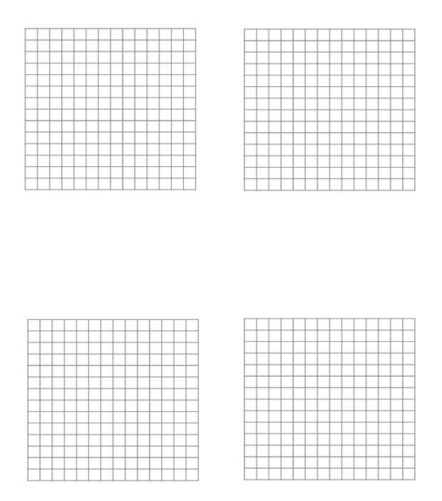5 Best Premium Graph Paper Free Templates – Graph Paper Template Print