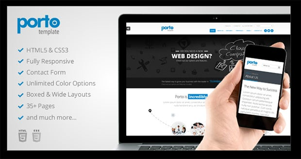 Best JQuery Business Website Templates Free Premium Templates - Full responsive website templates