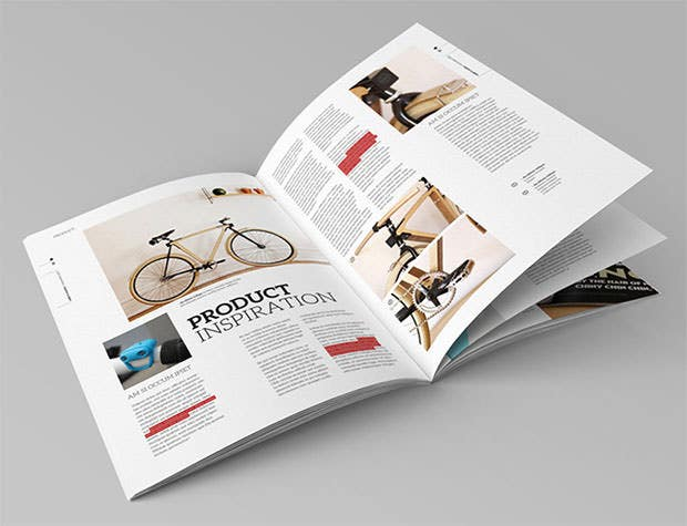 66 brand new magazine template free word psd eps ai for E magazine templates free download