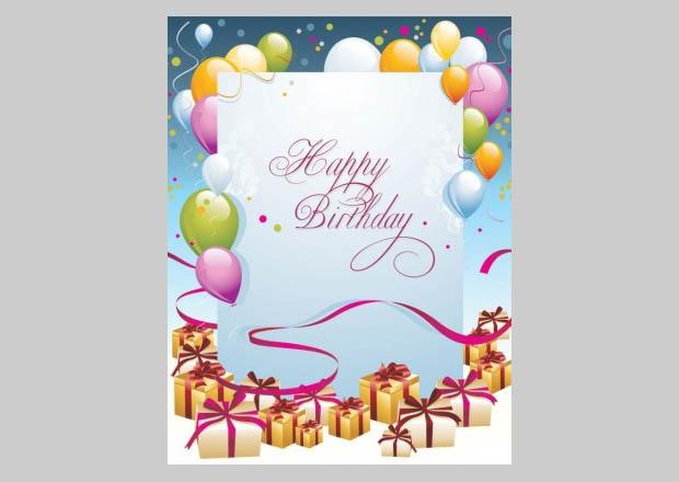 10 Best Premium Birthday Card Design Templates Free