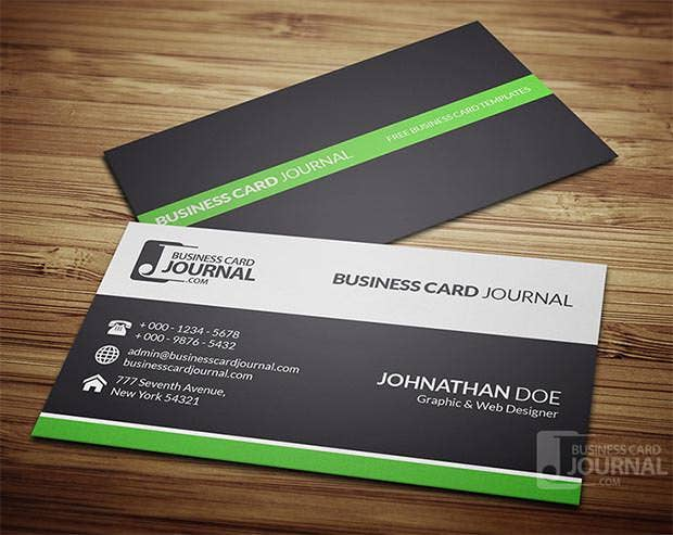 75 free and premium corporate business card templates free this template features a minimalistic layout and multiple color selections to back it up for the professional outlook horizontal layout surely packs a colourmoves