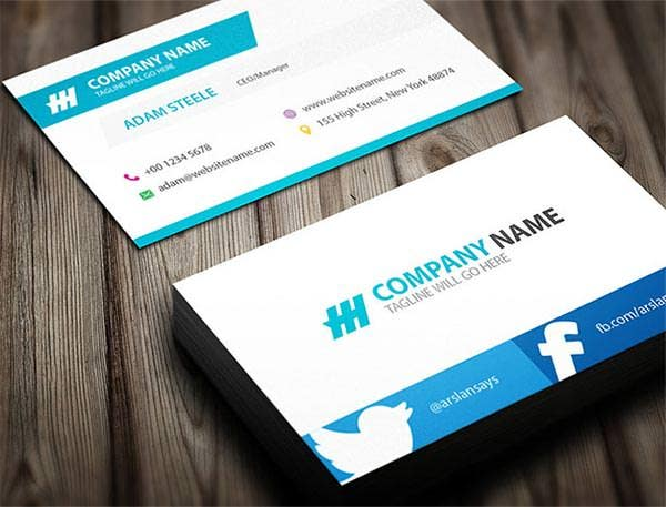 53 best premium business card template designs free premium be it the initial setup or selling of goods this template provides options for all with a layered outlook which is exceptionally stylized friedricerecipe Gallery