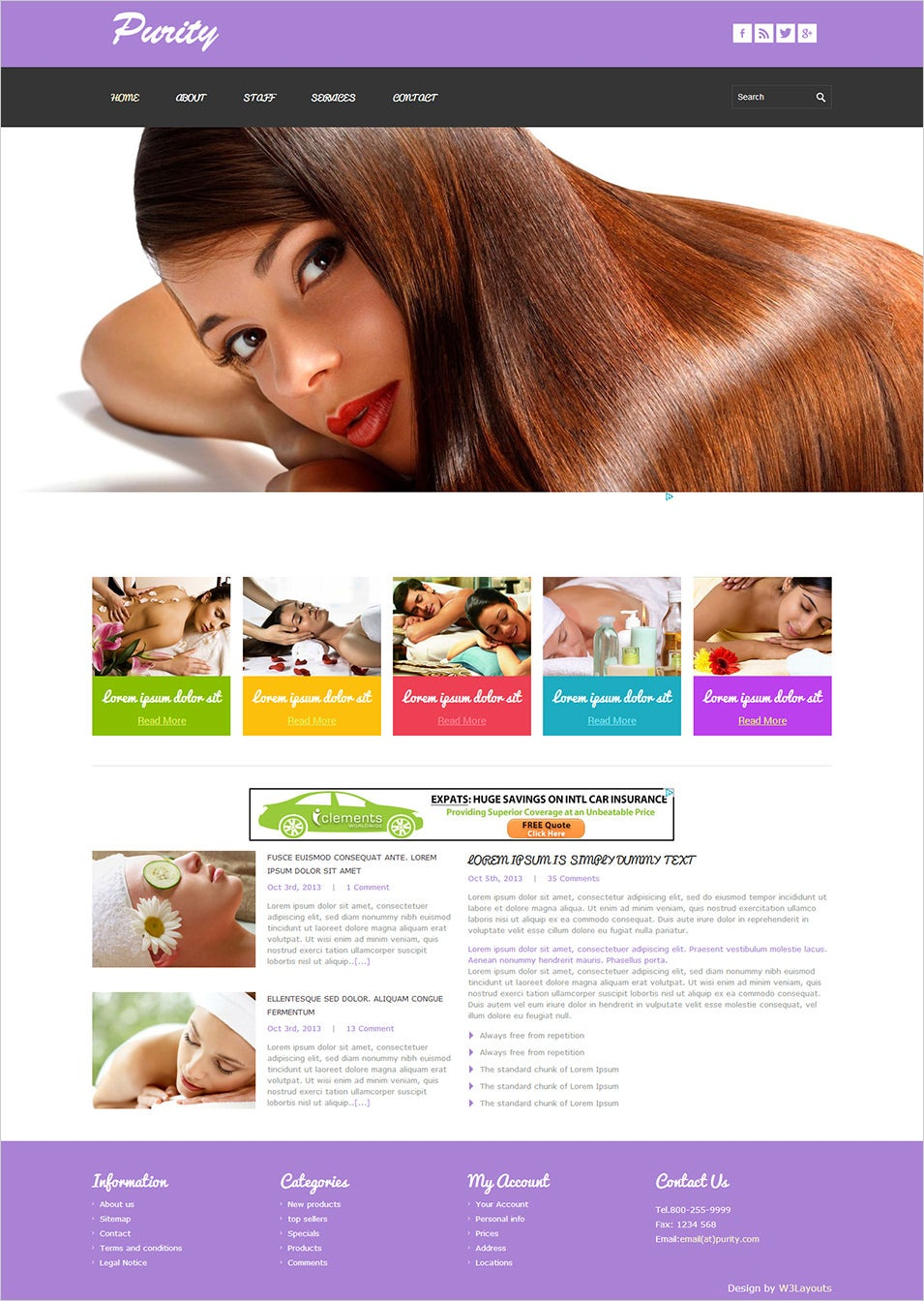 18+ beauty salon website templates | free & premium templates.