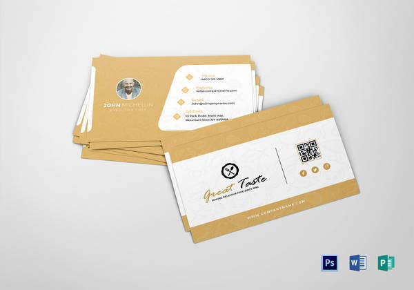 restaurant-chef-business-card-template