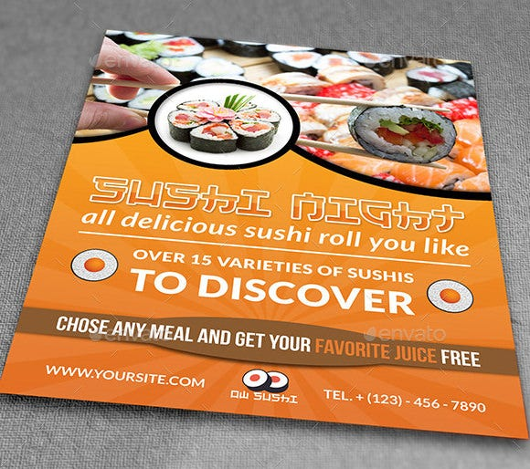 Restaurant Flyer Templates 65 Free Word Pdf Psd Eps Indesign
