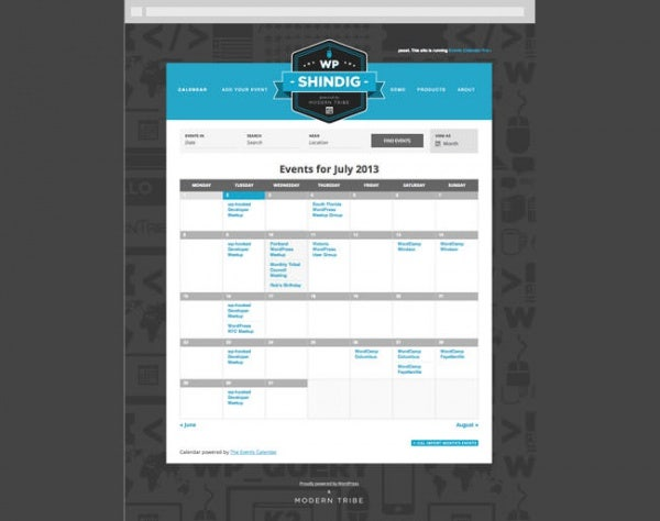 Best Wordpress Calendar Plugins  Free  Premium Templates