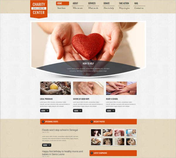 awesome-charity-website-template