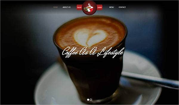 coffee-time-bootstrap-website-template