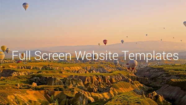 fullscreenwebsitetemplates