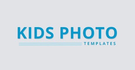 kids photo templates