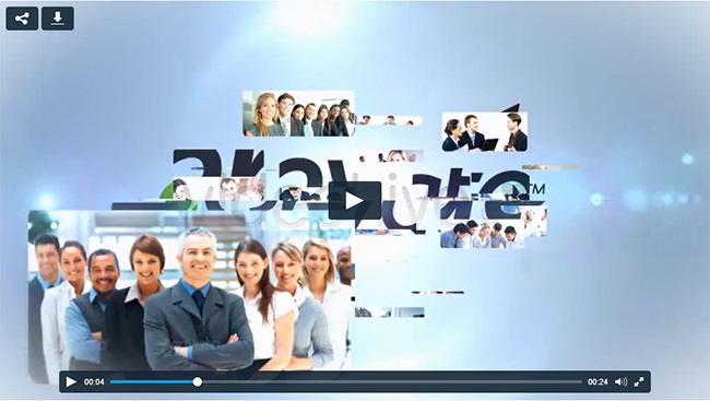 multi video logo