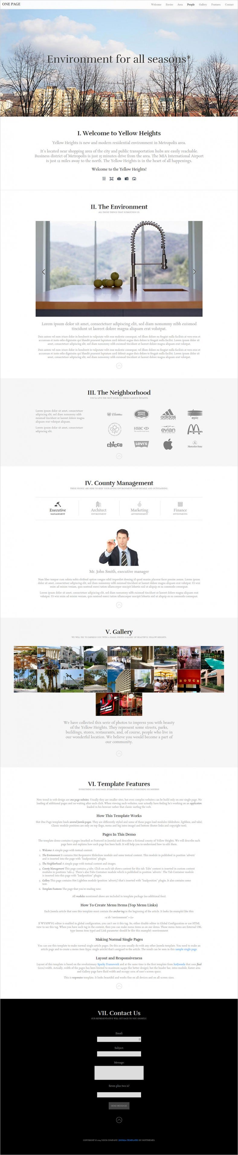 one page template1 788x3821