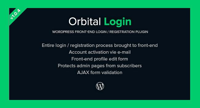 Orbital Login