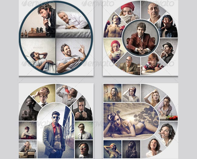 photo frame templates v5 theme