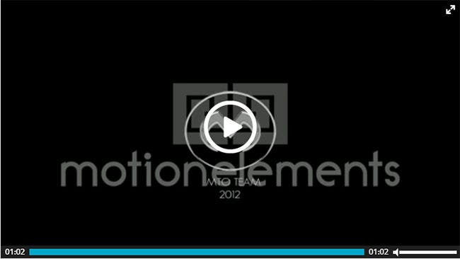 slideshow 007 stock footage