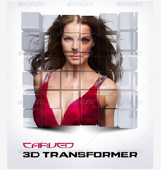 smart 3d transformer
