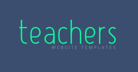 9 best premium website templates for teachers free premium templates. Black Bedroom Furniture Sets. Home Design Ideas