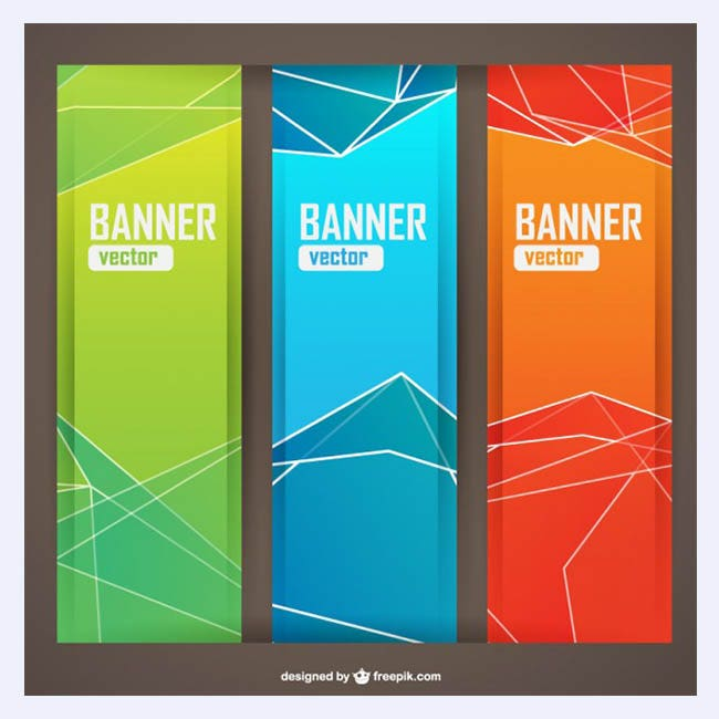 vector banners free graphics