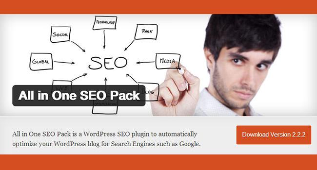 WordPress blog for SEO