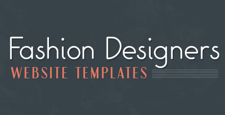 Fashion Design best website sample