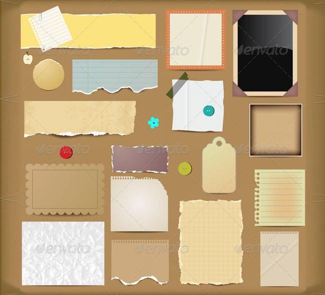 paper elements