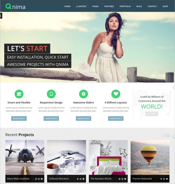 MultiPurpose eCommerce Joomla Virtuemart Template $53