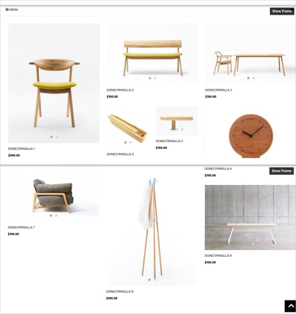 Free Wood Furniture Shopify Theme