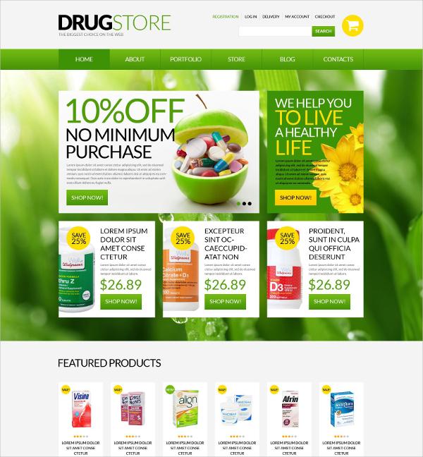 premium drug store woocommerce theme 114