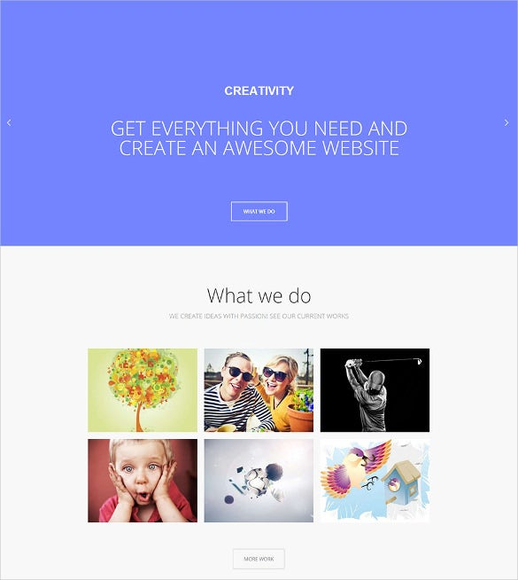 creative photography joomla theme