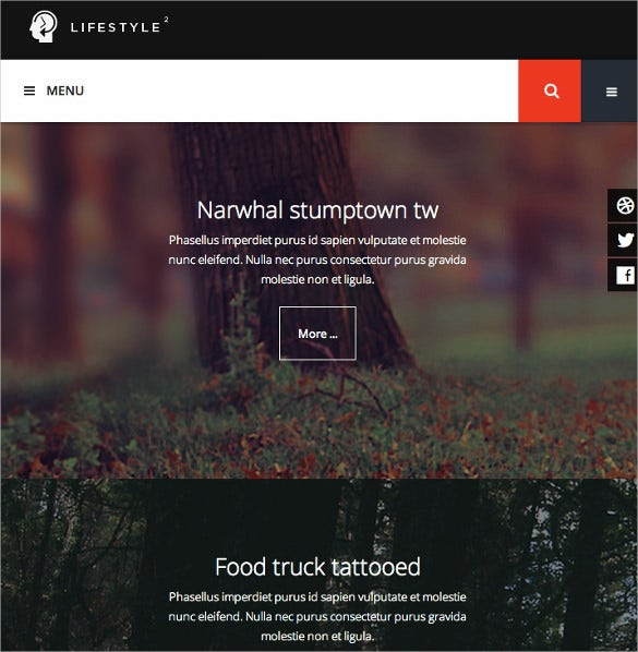 photography bootstrap joomla template