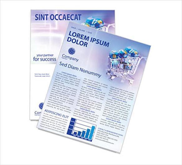 word newsletter template  u2013 31  free printable microsoft