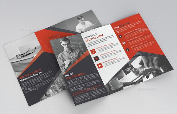 Best Advertising Brochure Templates  Free  Premium Templates