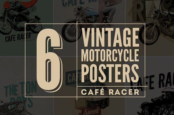 motorcycle posters2