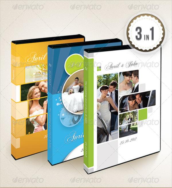 wedding dvd covers bundle1