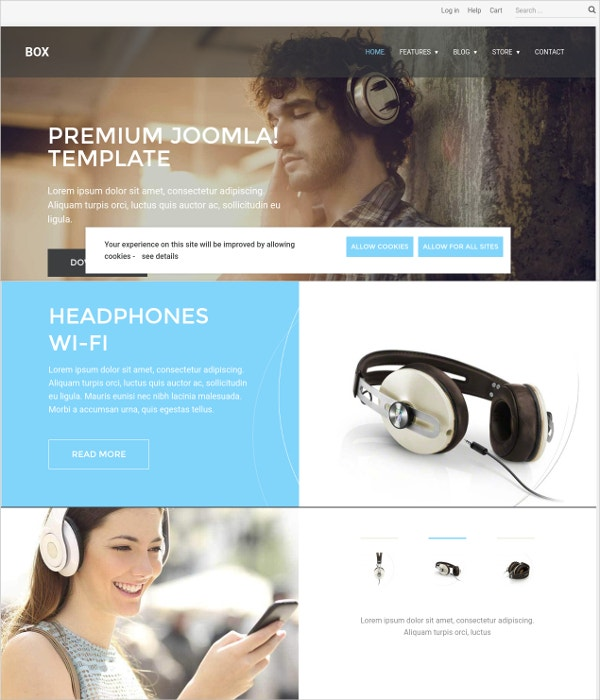 free personal blog wordpress theme