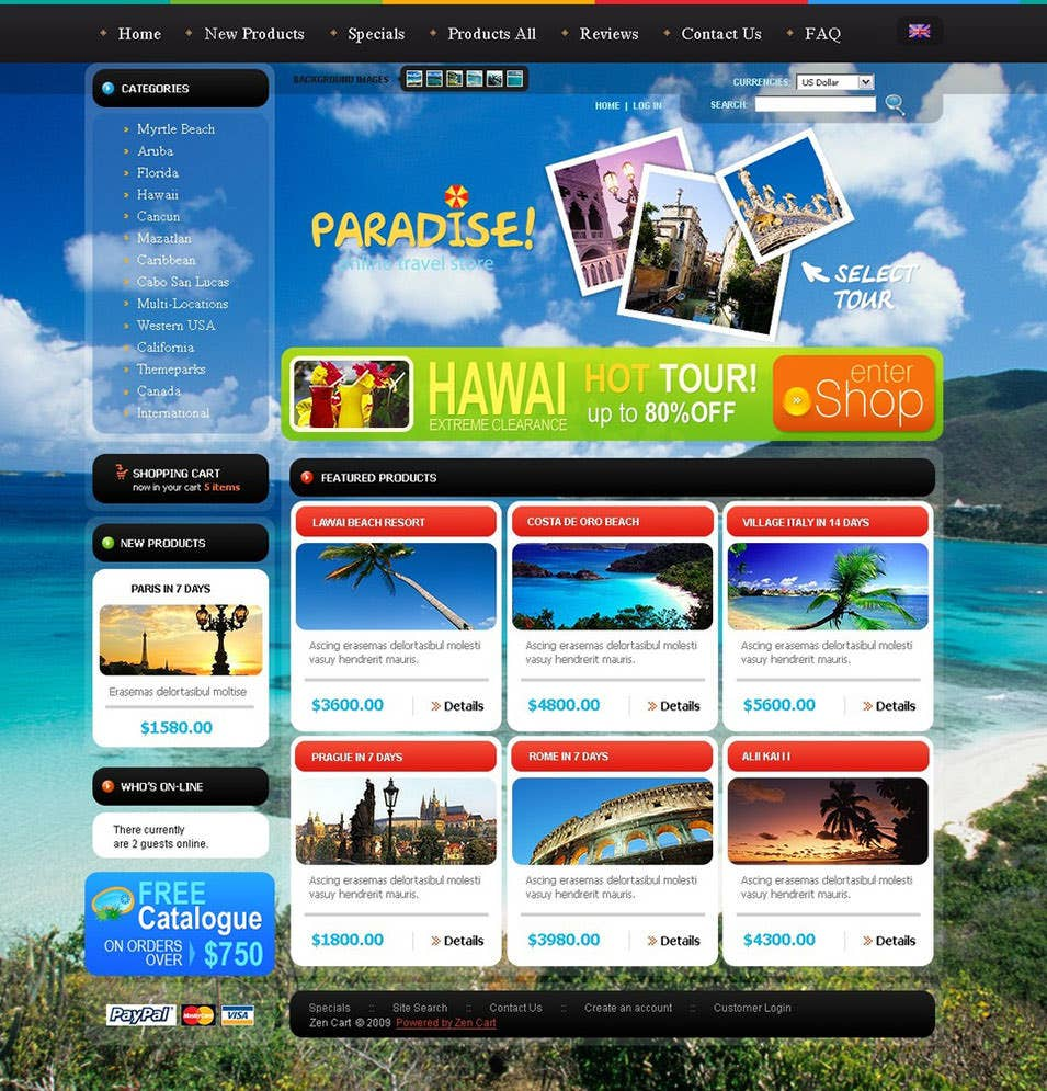 Best Online Travel Agency List