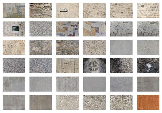 36 wall