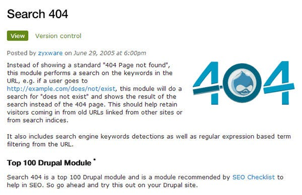 drupal 404 template - 10 best drupal search modules free premium templates