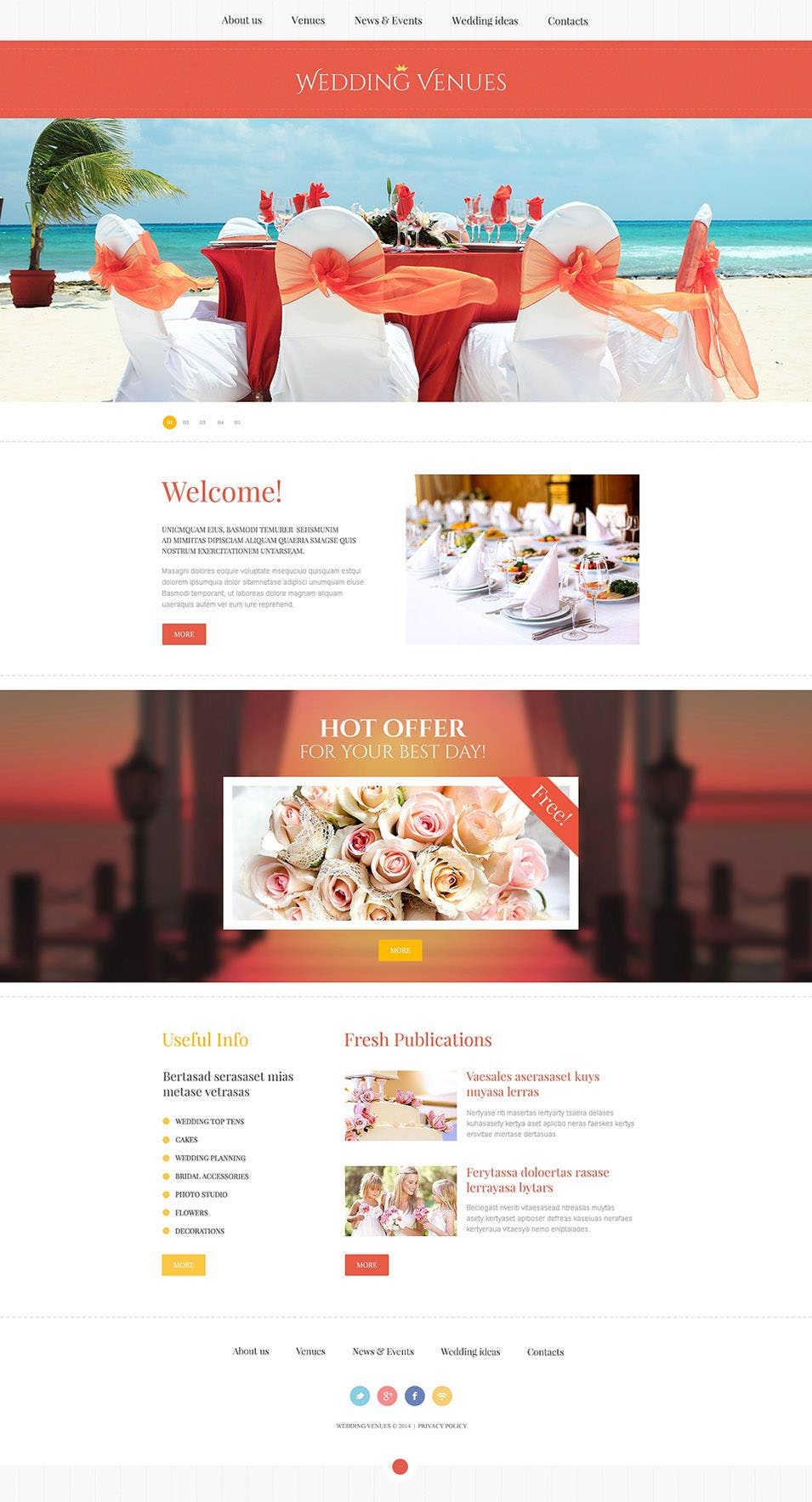 45+ Best Premium Dreamweaver Website Templates | Free & Premium ...