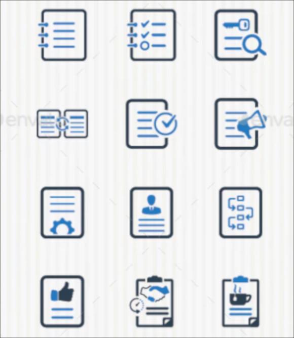 50 file folder icons