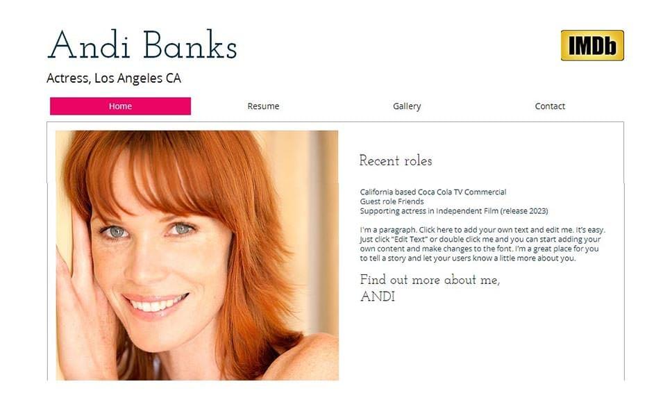 Andi Banks