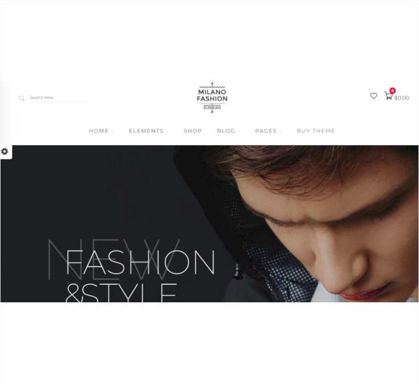awesome fashion responsive woocommerce theme